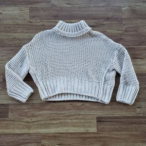 NWOT Free People My Only Sunshine Chunky Sweater